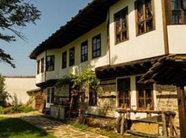 Музей на резбарското и етнографското изкуство - Трявна