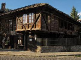Музей Ангел-Kънчевата къща - Трявна
